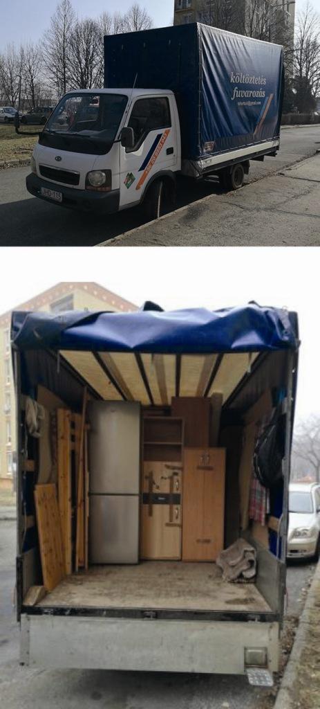 Üdvözöljük a költöztetés, bútorszállítás, tehertaxi - Pécs weboldalon!